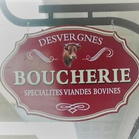 Boucherie Desvergnes