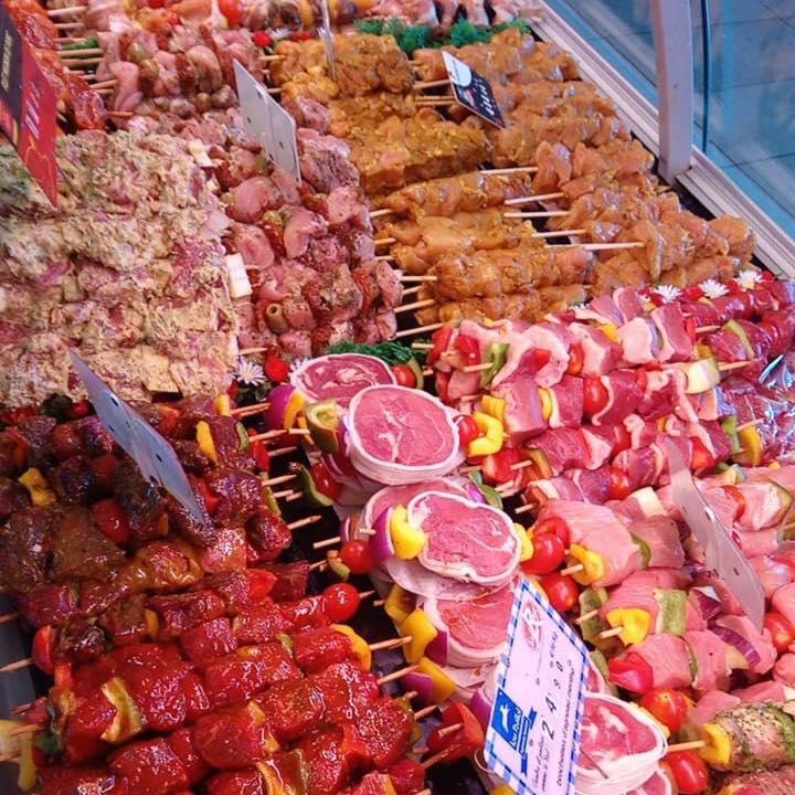 La maison de la viande