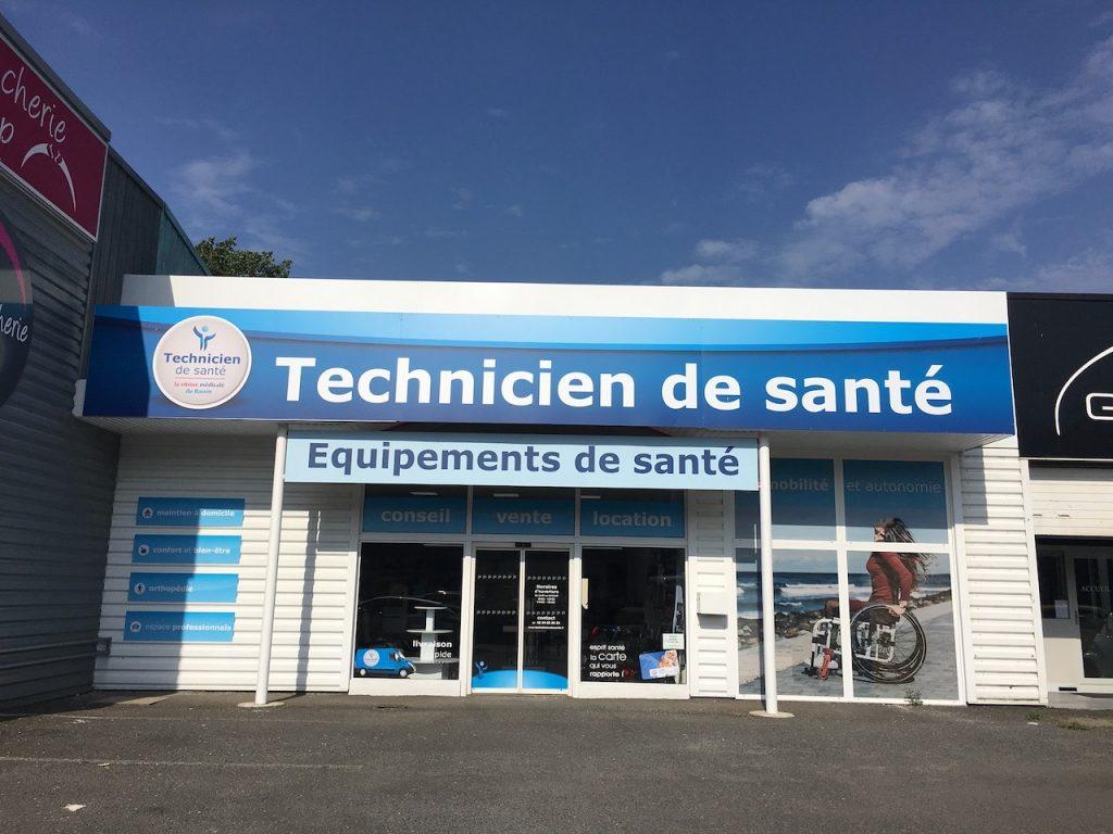 Technicien de Santé - La Vitrine Médicale du Bassin