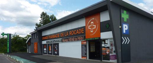 Pharmacie de la Rocade