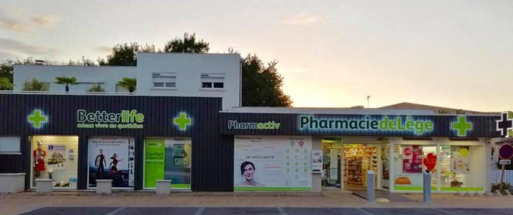 Pharmacie de Lège