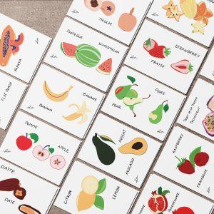 Cartes Postales faniPhabet Henry Rose