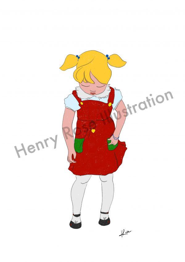 Emma Henry Rose