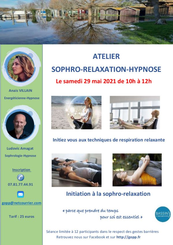 ATELIER sophro relaxation
